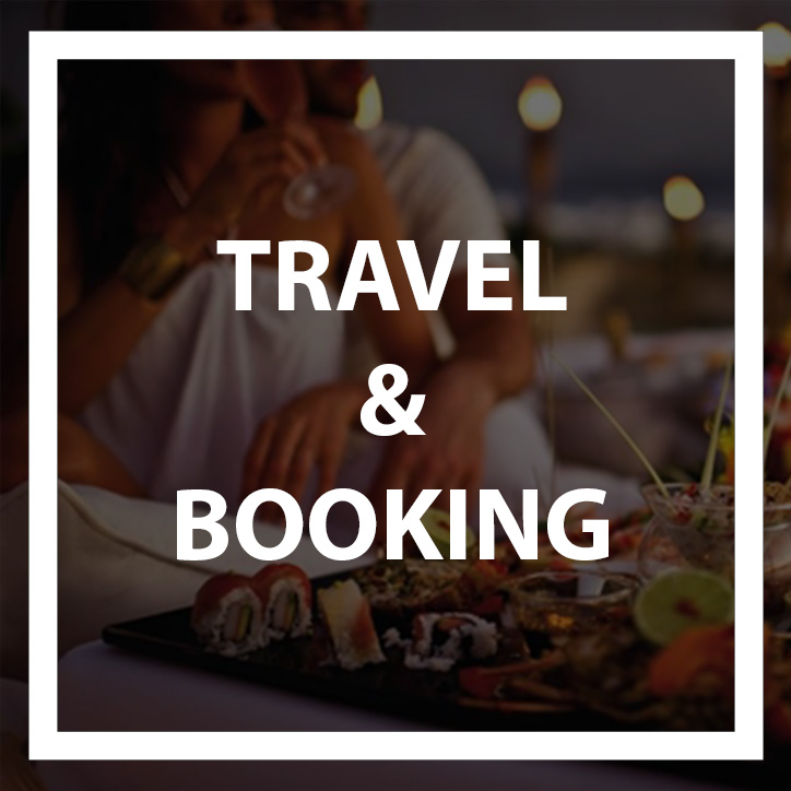 Travel & Booking Designs
